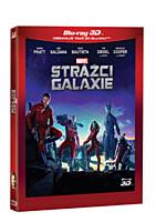 BD - Strážci Galaxie (2 Blu-ray 2D + 3D)