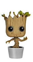 Guardinas of the Galaxy - Dancing Groot POP Vinyl Bobble-Head Figure