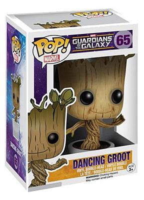 Guardinas of the Galaxy - Dancing Groot POP Vinyl Bobble-Head Figure