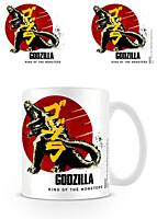 Godzilla - Hrnek Japanese Teaser