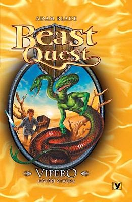 Beast Quest 10: Vipero, ještěří stvůra