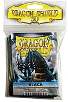 Dragon Shield - Obaly Standard Black 50ks