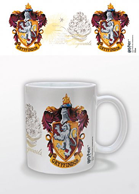 Harry Potter - Hrnek Gryffindor Crest