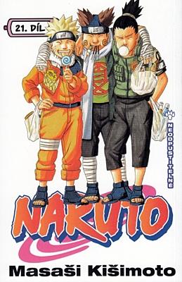 Naruto 21: Neodpustitelné