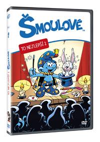 DVD - Šmoulové - To nejlepší 2