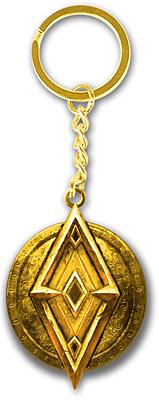 Elder Scrolls Online - Kovová klíčenka Imperial