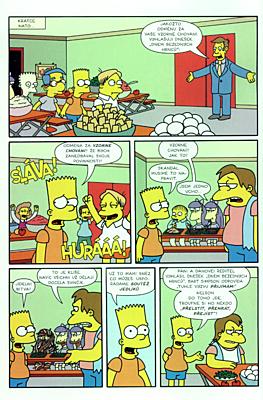 Bart Simpson #019 (2015/03) - Malý ďáblík