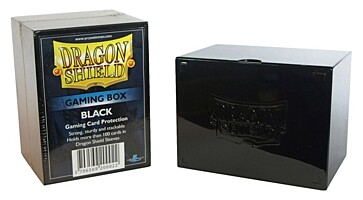 Dragon Shield - Gaming Box - Black