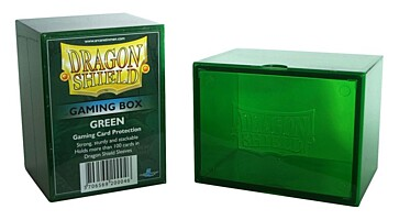 Dragon Shield - Gaming Box - Green