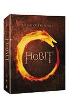 BD - Hobit kolekce 1-3 (6 Blu-ray)