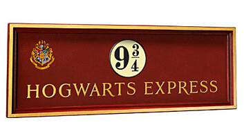 Harry Potter - Plaketa Bradavický expres (Hogwarts Express) 56x20cm