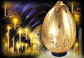 Harry Potter - Zlaté vejce 23cm, replika 1/1