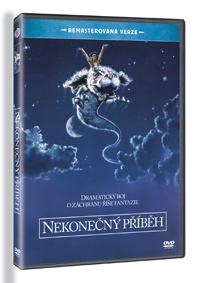 DVD - Nekonečný příběh (remasterovaná verze)