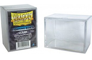 Dragon Shield - Gaming Box - Clear