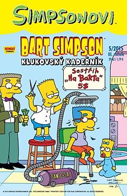 Bart Simpson #021 (2015/05)