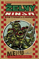 Želvy Ninja 01: Menu číslo 1