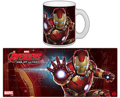 Avengers: Age of Ultron - Hrnek Iron Man