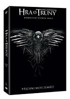 DVD - Hra o trůny 4. série (5 DVD) (VIVA)