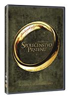 DVD - Pán prstenů 1: Společenstvo prstenu - rozšířená edice (2 DVD)