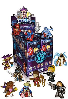 Heroes of the Storm - Mystery Mini figurka 6cm