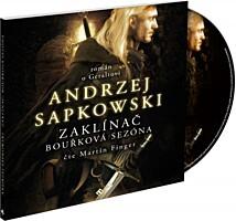 Zaklínač: Bouřková sezóna (MP3 CD)