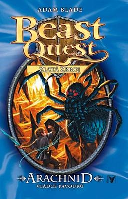 Beast Quest 11: Arachnid, vládce pavouků