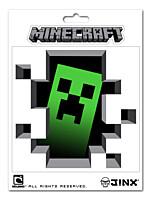 Minecraft - samolepky Creeper Inside