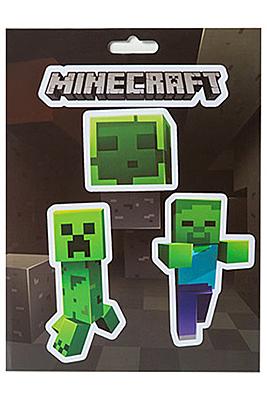 Minecraft - samolepky Mobs Caves