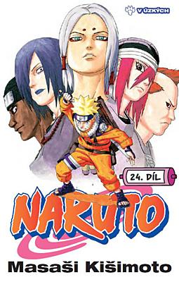 Naruto 24: V úzkých