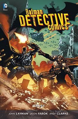 Batman: Detective Comics 4 - Trest