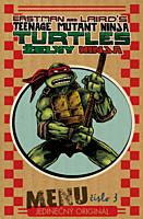 Želvy Ninja 03: Menu číslo 3