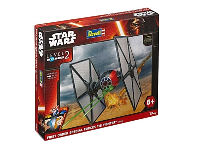 Star Wars EasyKit: Special Forces TIE Fighter (06693)