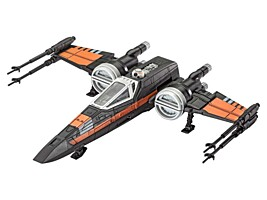 Star Wars Build & Play: Poe's X-Wing Fighter (06750)