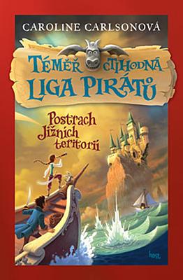 Téměř ctihodná liga pirátů: Postrach Jižních teritorií