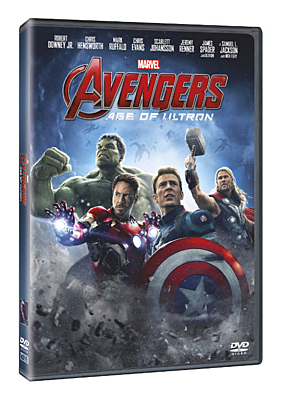 DVD - Avengers: Age of Ultron