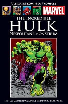 UKK 78 - Incredible Hulk: Nespoutané monstrum (95)