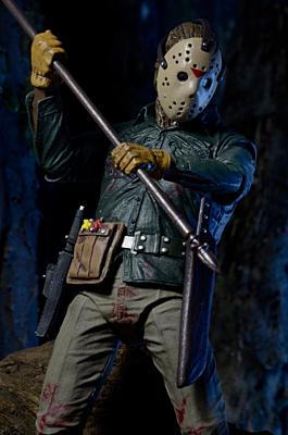 Friday the 13th - Part 6 - Jason Vorhees Action Figure 18cm (39714)