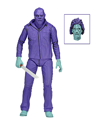 Friday the 13th - Jason Voorhees Classic Video Game Appearance Theme Music Edition Action Figure 20 cm (39715)