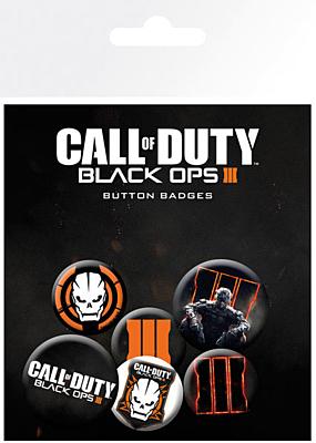 Call of Duty: Black Ops III - placky 6ks mix