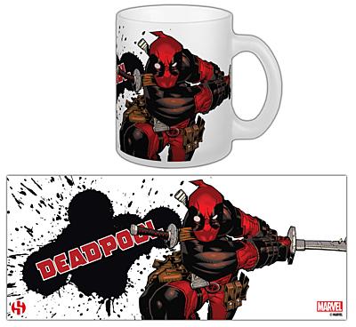 Deadpool - Hrnek Slashing