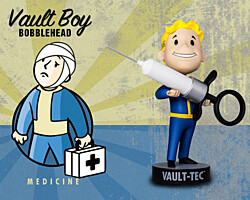 Fallout - Vault Boys Series 3 - Medicine