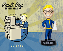 Fallout - Vault Boys Series 3 - Science
