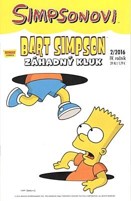 Bart Simpson #030 (2016/02) - Záhadný kluk