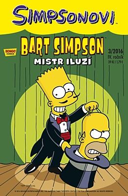 Bart Simpson #031 (2016/03) - Mistr iluzí