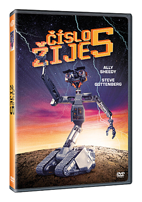 DVD - Číslo 5 žije