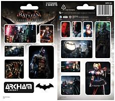 Batman: Arkham Knight - Sada samolepek