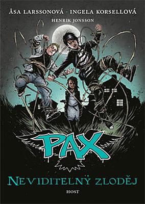 PAX: Neviditelný zloděj
