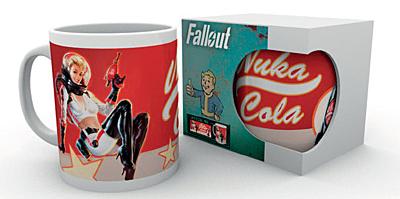 Fallout 4 - Hrnek Nuka Cola