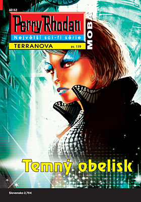 Perry Rhodan - Terranova 119: Temný obelisk