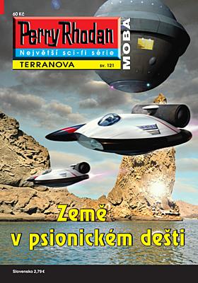 Perry Rhodan - Terranova 121: Země v psionickém dešti